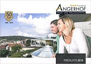 Hotelprospekt Angerhof
