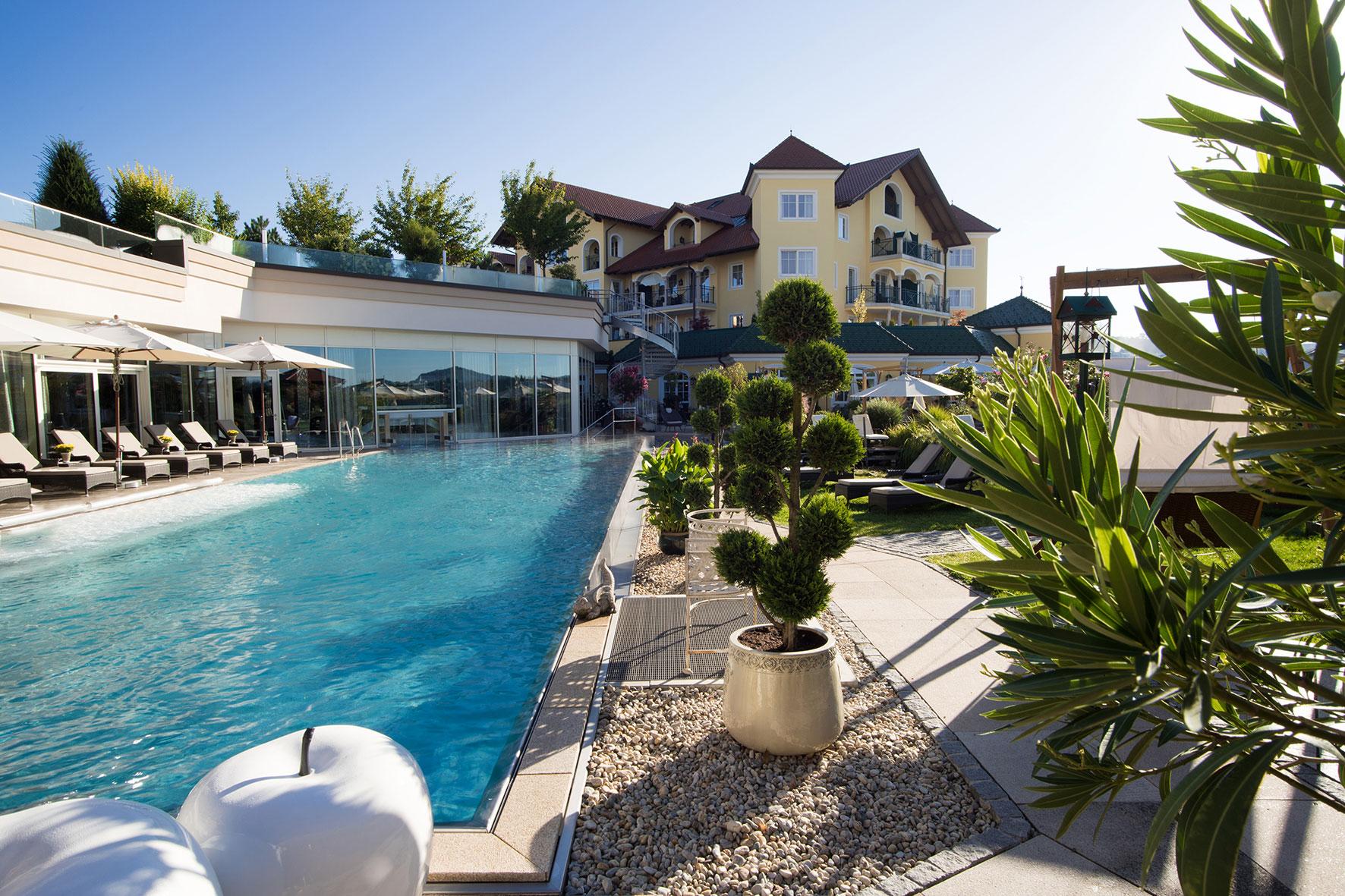 Erstes 5 Sterne Hotel Im Bayerischer Wald First Class Wellness