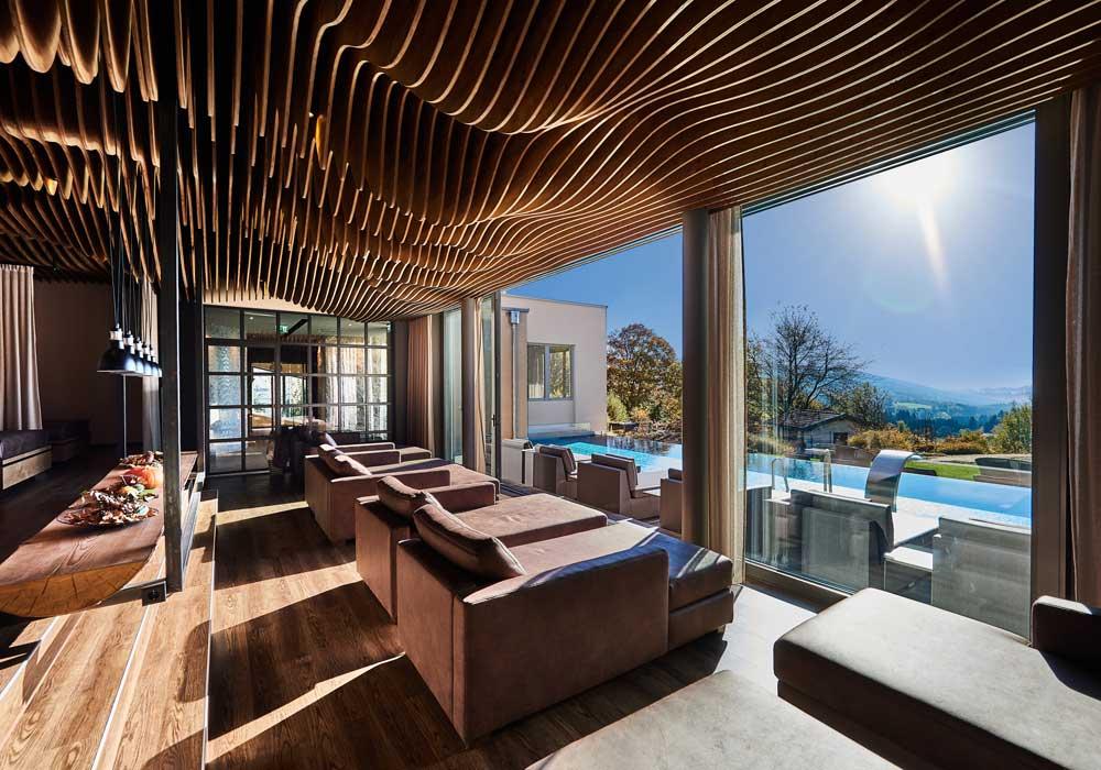 4 sterne wellnesshotel reinerhof in st englmar im for Wellnesshotel design