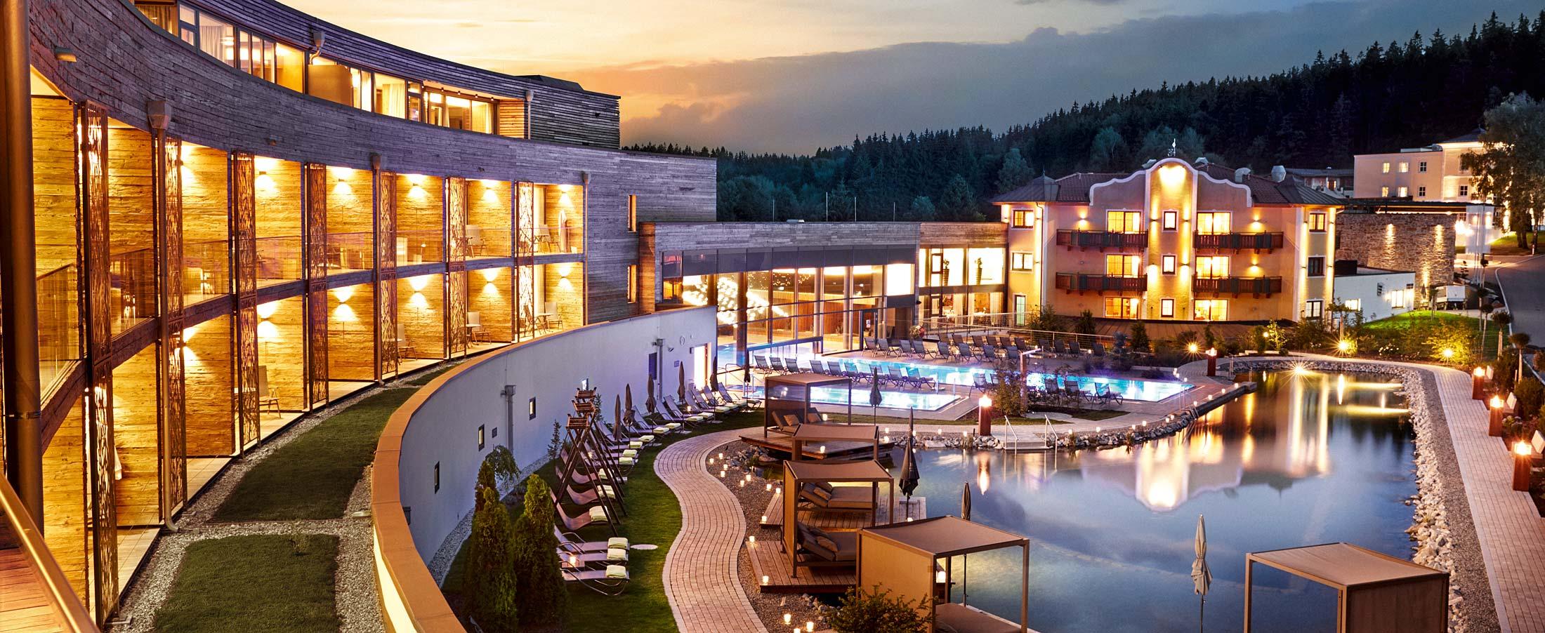Hotel Am Bad Wald