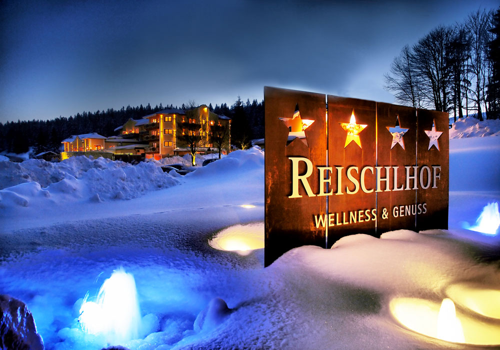 4 sterne superior wellnesshotel reischlhof in wegscheid for Stylische wellnesshotels