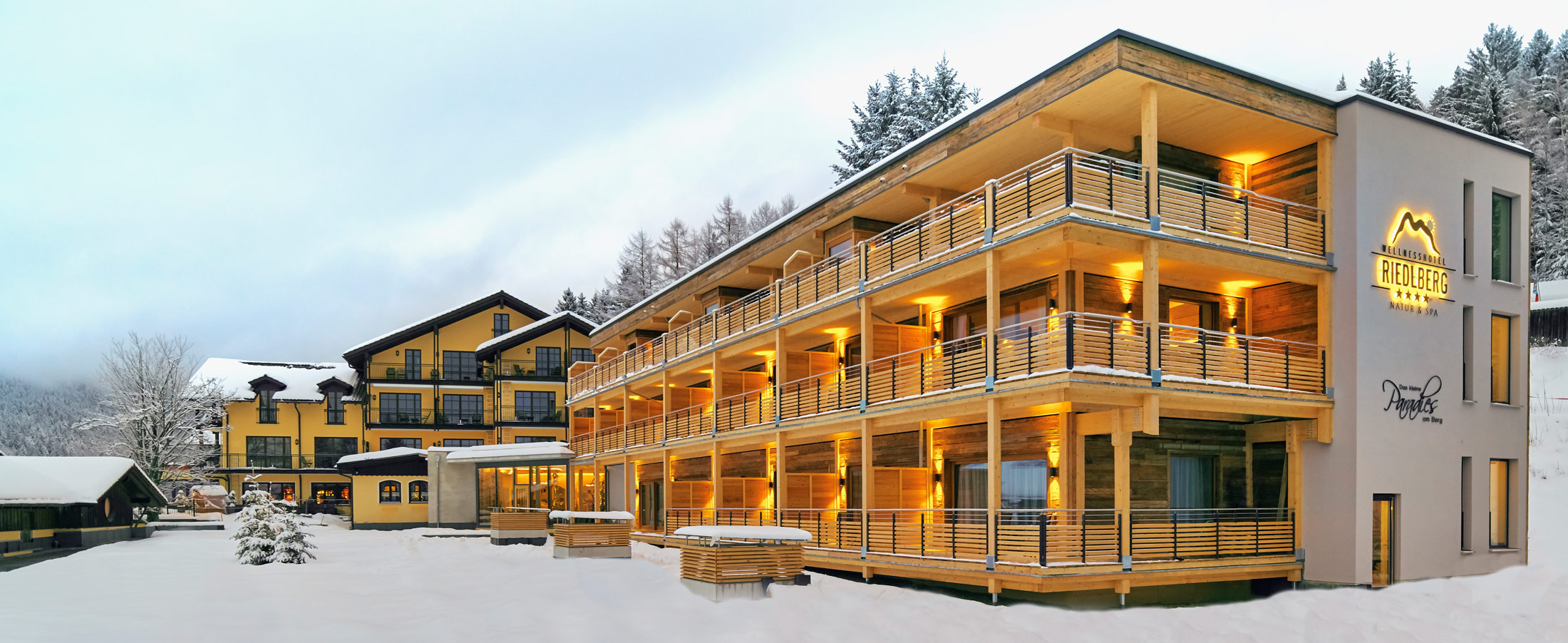 4-Sterne Superior Wellness & SPA Hotel Riedlberg in Bayern