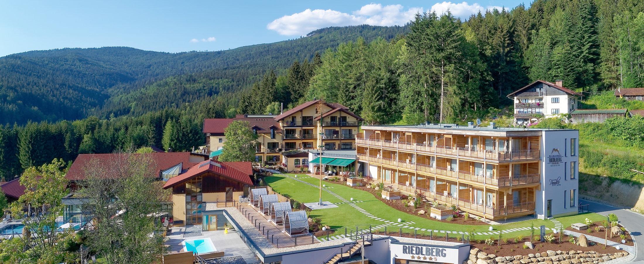 4-Sterne Wellnesshotel Riedlbherg im Bayerischen Wald